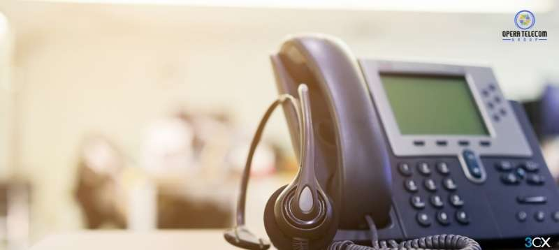 Does 3CX phone require net?