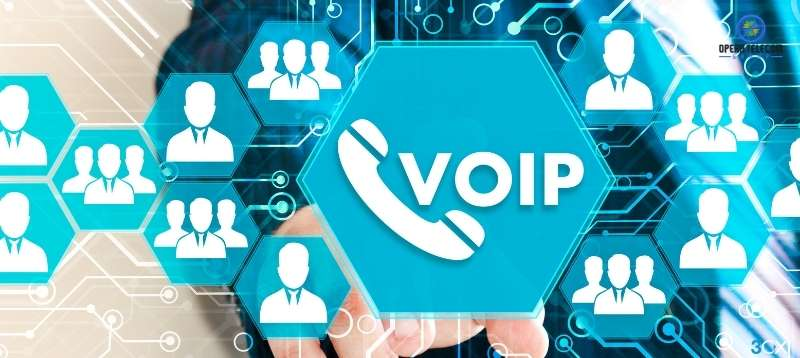 Does VoIP reduce internet?