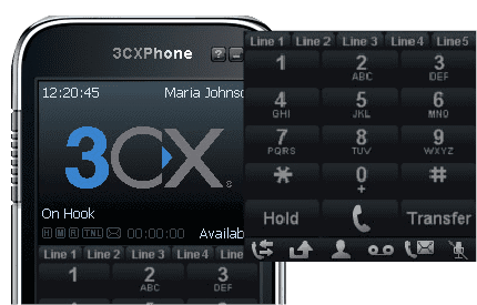 softphone -