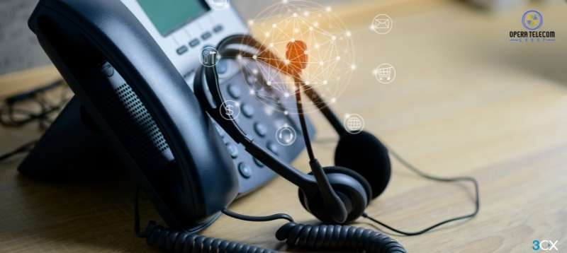 3CX Phone System - Brentwood