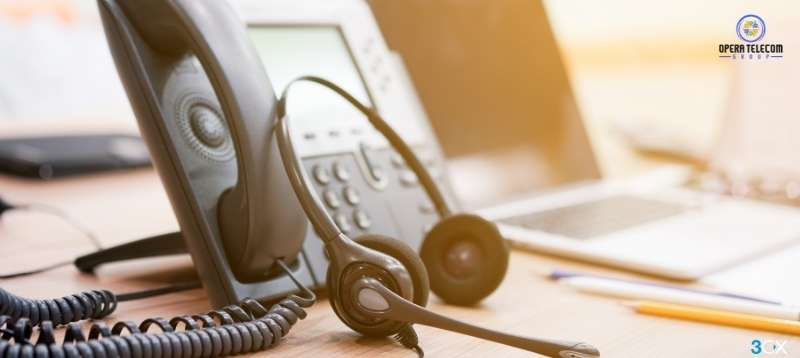 3CX Phone System - Lower Earley