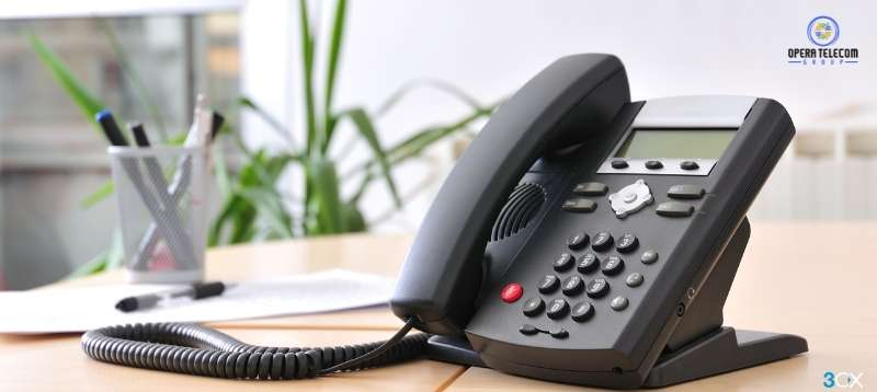 3CX Phone System - Ely