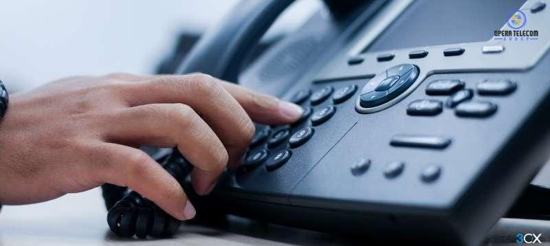 3CX Phone System - Bury