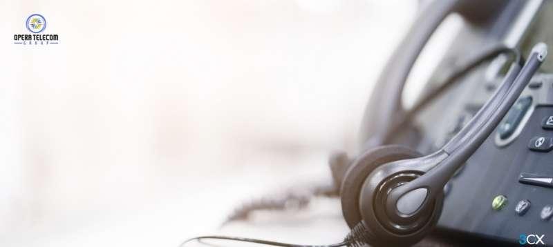3CX Phone System - Tredegar