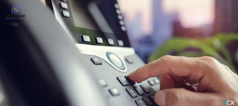 3CX Phone System - Canary Wharf